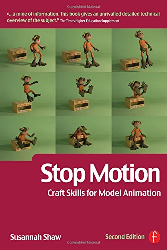 9780240520551: Stop Motion: Craft Skills for Model Animation