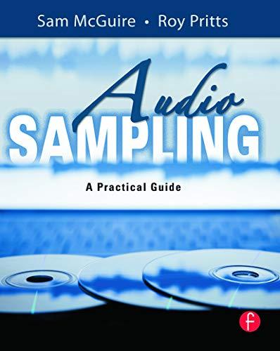 9780240520735: Audio Sampling: A Practical Guide