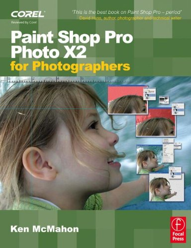 9780240520896: Paint Shop Pro Photo X2 for Photographers