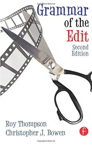 9780240521206: Grammar of the Edit