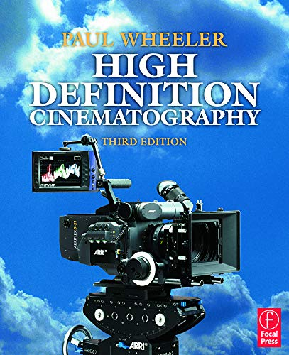 9780240521619: High Definition Cinematography