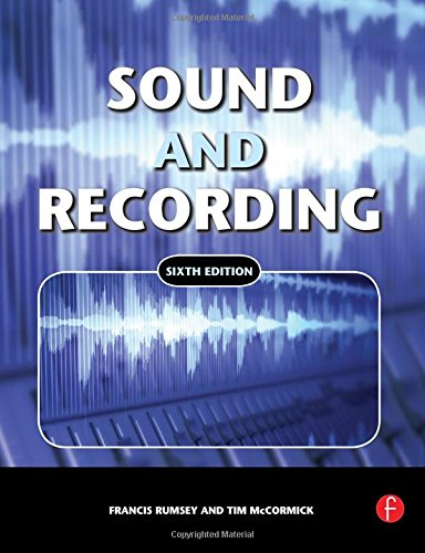 9780240521633: Sound and Recording