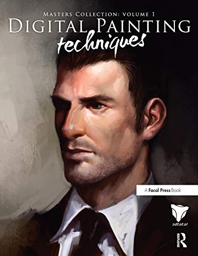 9780240521749: Digital Painting Techniques: Practical Techniques of Digital Art Masters