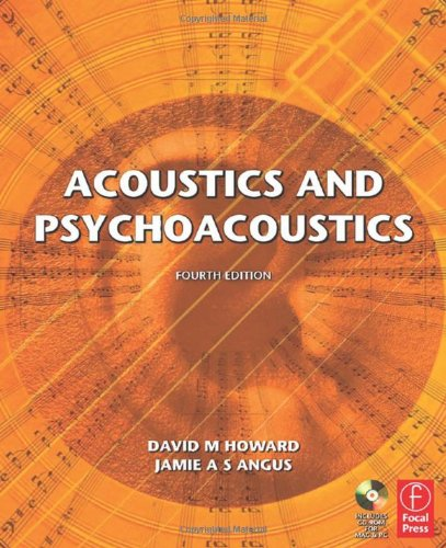 9780240521756: Acoustics and Psychoacoustics