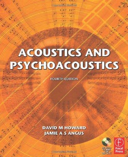 9780240521756: Acoustics and Psychoacoustics