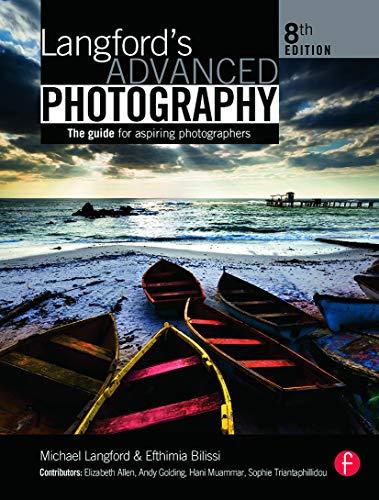 Langford's Advanced Photography (The Langford Series): Bilissi, Efthimia, Langford,