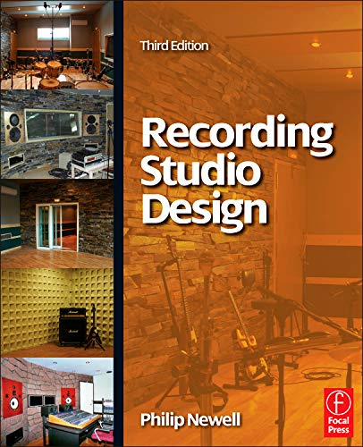 9780240522401: Recording Studio Design (Audio Engineering Society Presents)