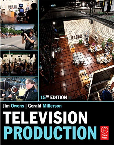9780240522579: Television Production, Fifteenth Edition