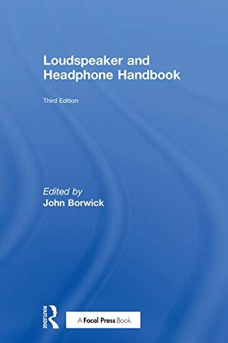 9780240522760: Loudspeaker and Headphone Handbook