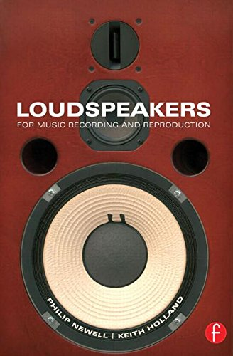 9780240522814: Loudspeakers: For music recording and reproduction