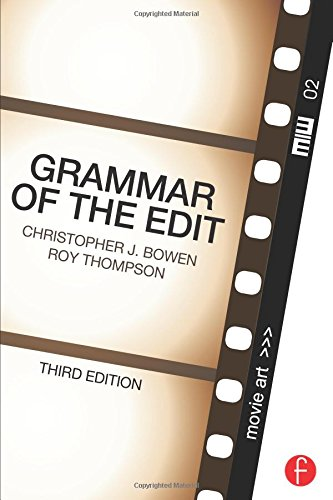 9780240526003: Grammar of the Edit