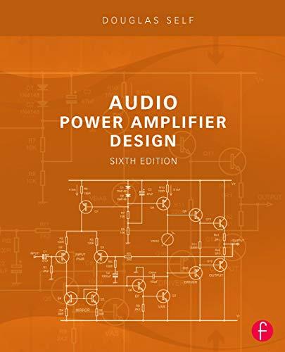 9780240526133: Audio Power Amplifier Design
