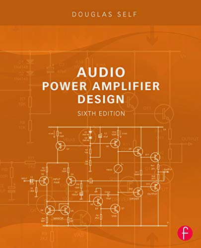 9780240526133: Audio Power Amplifier Design