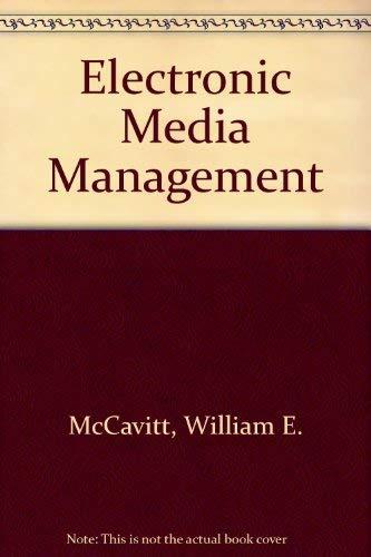 9780240800509: Electronic Media Management
