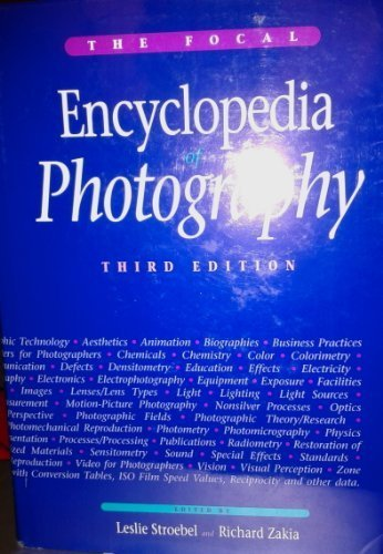 The Focal Encyclopedia of Photography: Stroebel