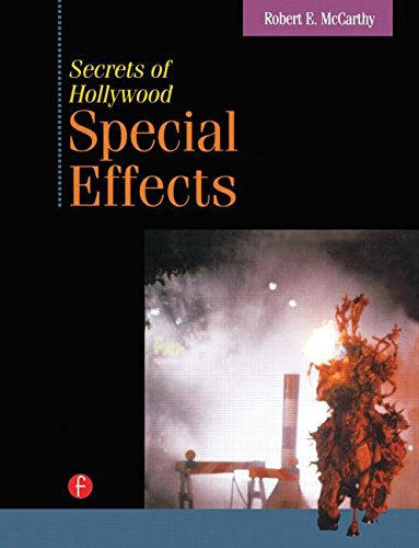 9780240801087: Secrets of Hollywood Special Effects