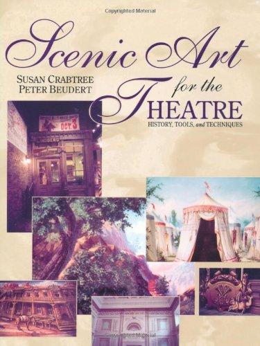 9780240801872: Scenic Art for the Theatre