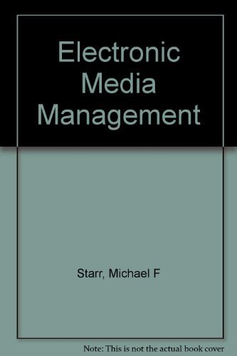 9780240801995: Electronic Media Management, Third Edition