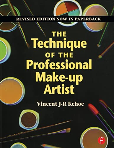 9780240802176: The Technique of the Professional Make-Up Artist