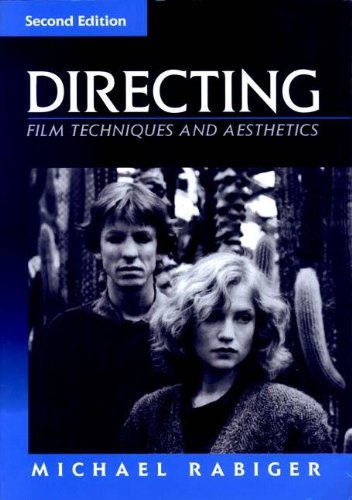 9780240802237: Directing: Film Techniques and Aesthetics, Second Edition