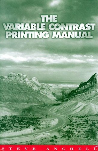 9780240802596: Variable Contrast Printing Manual, The