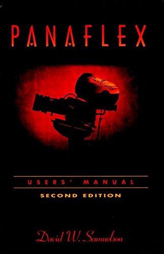 9780240802671: Panaflex User's Manual