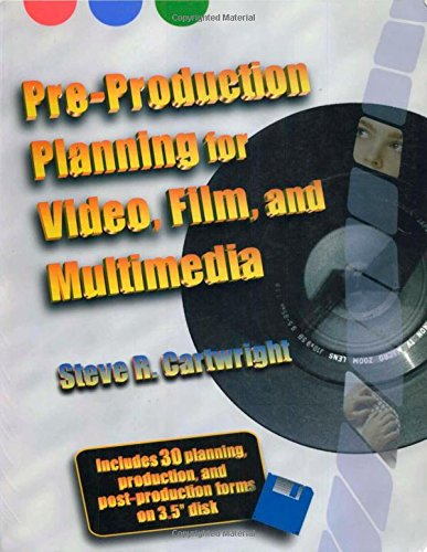 9780240802718: Pre-Production Planning for Video, Film, and Multimedia