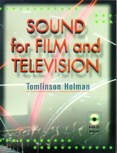 9780240802916: Sound for Film and Television, with accompanying audio CD