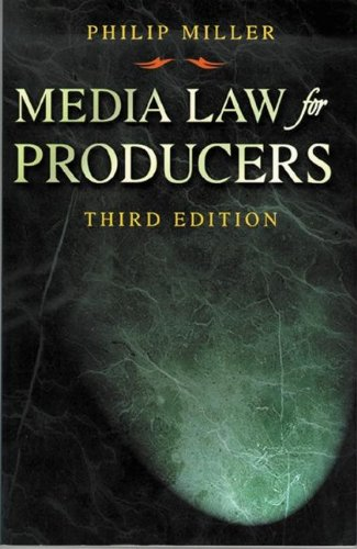 9780240803036: Media Law for Producers, Third Edition
