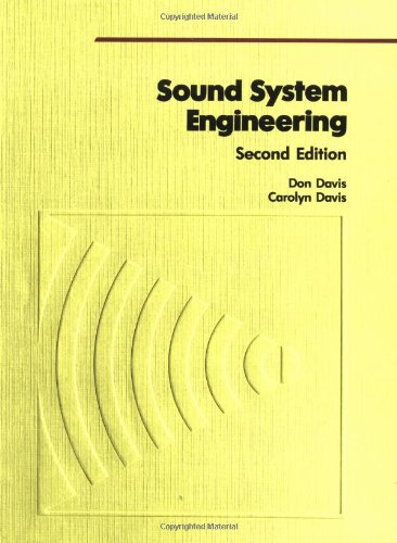 9780240803050: Sound System Engineering
