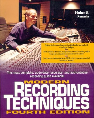 9780240803081: Modern Recording Techniques