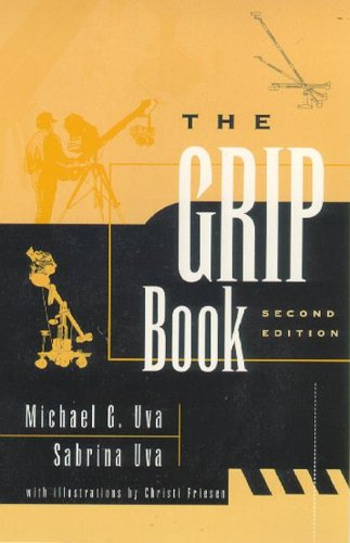 9780240803159: The Grip Book, 2nd Edition