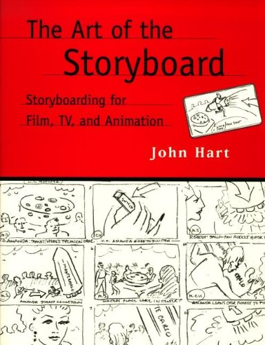 9780240803296: The Art of the Storyboard: Storyboarding for Film, TV, and Animation