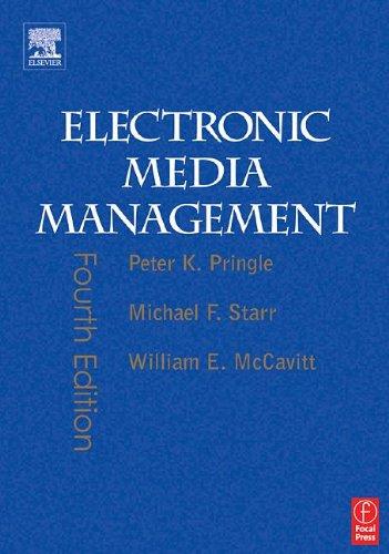 9780240803326: Electronic Media Management, Fourth Edition