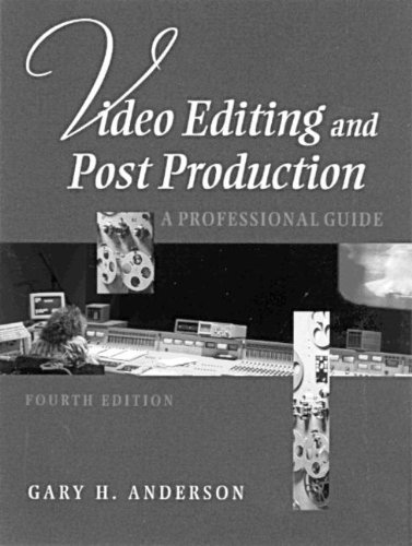 9780240803371: Video Editing and Post Production: a Professional Guide