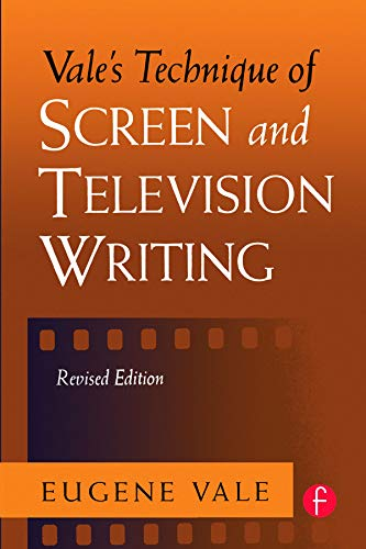 9780240803555: Vale's Technique of Screen and Television Writing