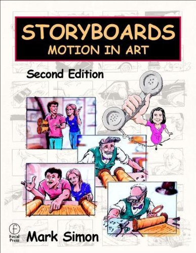 9780240803746: Storyboards, Second Edition: Motion In Art