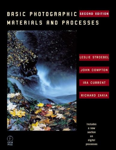 9780240804057: Basic Photographic Materials and Processes, Second Edition