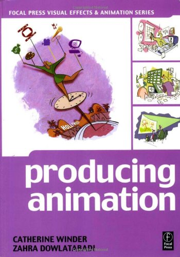 9780240804125: Producing Animation (Focal Press Visual Effects and Animation)