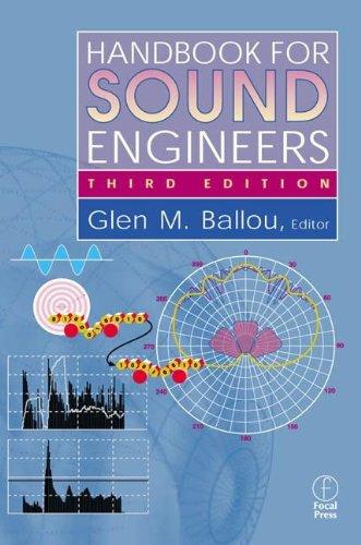 9780240804545: Handbook for Sound Engineers, Third Edition