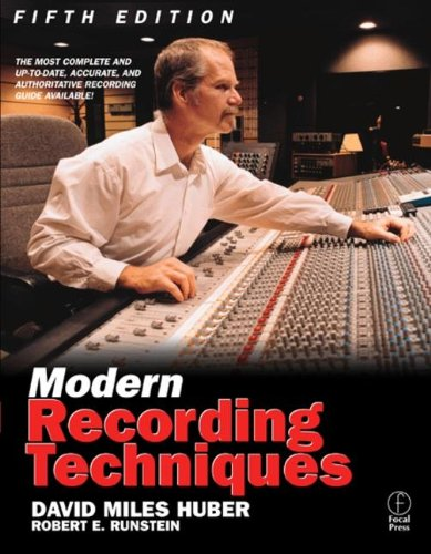 9780240804569: Modern Recording Techniques (Audio Engineering Society Presents)