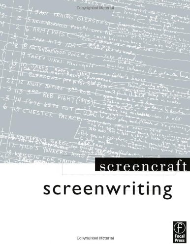 9780240805122: Screenwriting: Screencraft Series