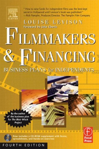 9780240805368: Filmmakers and Financing: Business Plans for Independents