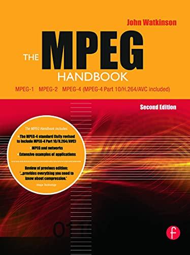 9780240805788: The MPEG Handbook: MPEG-1, MPEG-2, MPEG-4