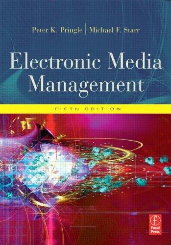 9780240806396: Electronic Media Management