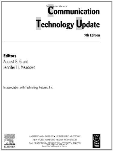 9780240806402: Communication Technology Update, Ninth Edition