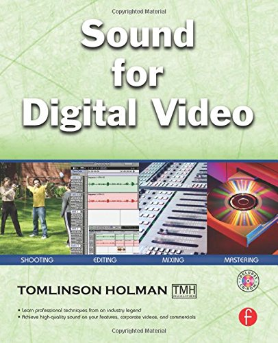 9780240807201: Sound for Digital Video