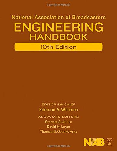 9780240807515: NAB Engineering Handbook, Tenth Edition