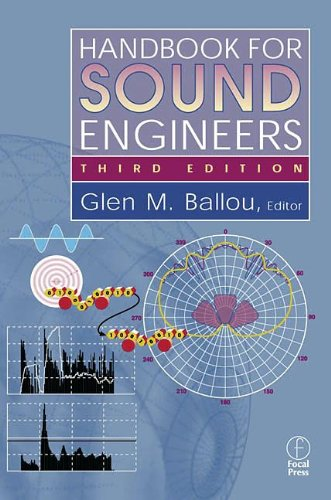 9780240807584: Handbook for Sound Engineers