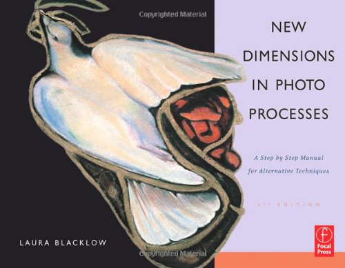 9780240807898: New Dimensions in Photo Processes: A Step by Step Manual for Alternative Techniques
